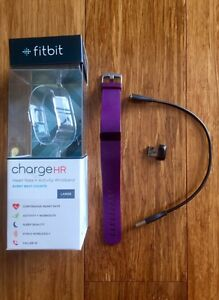 Fitbit Charge HR (large) St Clair Penrith Area Preview