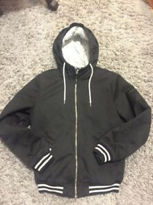 Men's H&M bomber jacket small