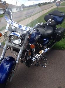1998 Honda Valkyrie - Custom Paint