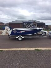 Stacer 469 Sun master 2009 model need gone asap Melton West Melton Area Preview