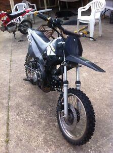 Kids motorbike Prospect Vale Meander Valley Preview