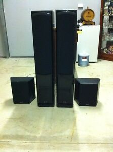DB Dynamic Home Theatre Speakers Greenwith Tea Tree Gully Area Preview
