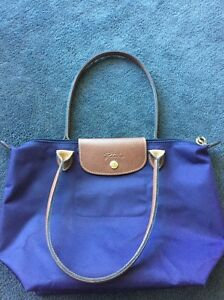 Longchamp Le pliable tote - medium long handles in bilberry Adamstown Newcastle Area Preview