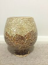 Gold candle holder Gillieston Heights Maitland Area Preview