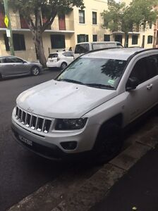Jeep Compass 2015 -WARRANTY inc Millers Point Inner Sydney Preview