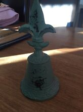 Cast Iron Bell Wallsend Newcastle Area Preview