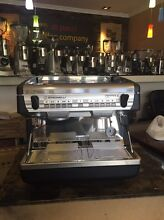 Cheap New 10 amp 2 Group High Cup Commercial Coffee Espresso Machine Marrickville Marrickville Area Preview