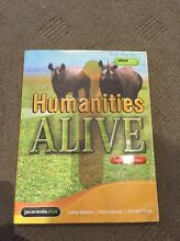 Humanities Alive text and workbook Aspendale Gardens Kingston Area Preview