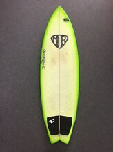 MR Flying Fish 5'8 Surfboard Coolangatta Gold Coast South Preview