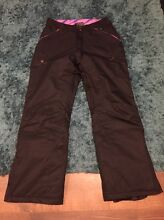 Arctic Star Women's Snow Pants Size10 Sutherland Sutherland Area Preview