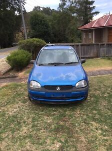 Need everything gone yesterday! 1999 Holden barina all parts for sale Picton Wollondilly Area Preview
