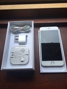 iPhone 6Plus 16g - Mint Cond, Unlocked,  White Ashfield Ashfield Area Preview