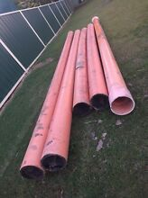 Heavy duty PVC underground piping/conduit Taree Greater Taree Area Preview