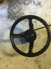 Boat steering wheel and cable East Seaham Port Stephens Area Preview