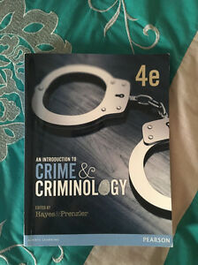 An Introduction to Crime & Criminology 4th Edition Caboolture Caboolture Area Preview