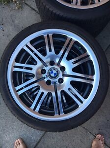 M3 rims and Tyres North Perth Vincent Area Preview