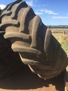 4 Used tractor tyres Binnaway Warrumbungle Area Preview