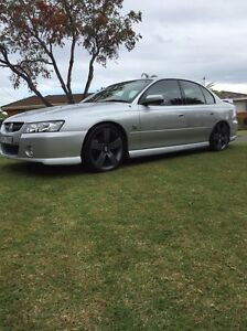 Holden Commodore VZ SV6 Auto Condell Park Bankstown Area Preview