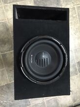 "Orion xtr pro 12"" dual voice cool subwoofer in 3cubic ft box ported Liverpool Liverpool Area Preview"