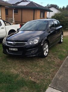 2008 Holden Astra AH SRi MY8.5 hatchback 1 OWNER  LOG BOOKS Casula Liverpool Area Preview