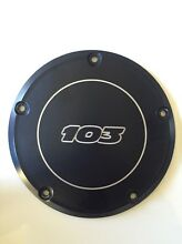 Harley Davidson derby 103 cover black dyna softail Beaconsfield Fremantle Area Preview