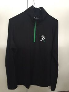 Ralph Lauren - RLX - Polo Sport, t shirt 1/4 zip size M Melbourne CBD Melbourne City Preview