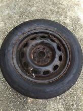 Spare tyre, suit corolla ae100 Edgewater Joondalup Area Preview