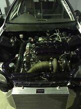 Honda Civic drag car set up integra,b18,turbo,drag,civic Blacktown Blacktown Area Preview