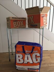 Moving bags and boxes - full kit! Canterbury Canterbury Area Preview