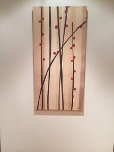 Wall art by Kanvas. Cherry blossom theme Stirling Stirling Area Preview