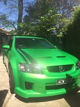 2009 Manual SSV Holden Ute Duncraig Joondalup Area Preview