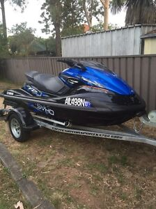 Wave runner supercharged Leumeah Campbelltown Area Preview