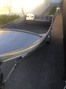 14ft tinny, swap for ute or $3000 negotiable. Mowbray Launceston Area Preview