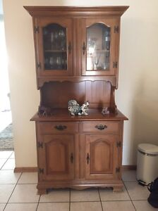 Buffet and hutch Largs Bay Port Adelaide Area Preview