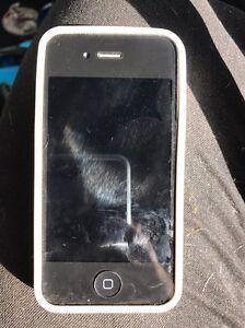 iPhone 4 with case Pokolbin Cessnock Area Preview