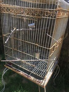 Large wheeled birds cage Cannington Canning Area Preview