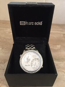 Marc Ecko diamond watch Dalkeith Nedlands Area Preview