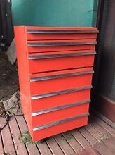 Red Tool draw Fridge Aspendale Gardens Kingston Area Preview