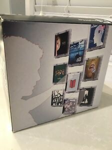 Display CD art on wall- no damage to wall. Meadowbank Ryde Area Preview