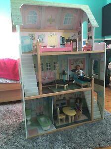 Maisonnette de poupée, maison Toys'r us