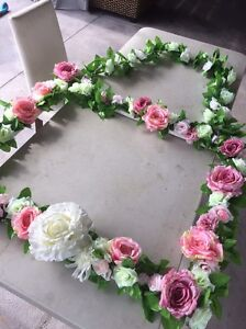 Flower frame hire Granville Parramatta Area Preview