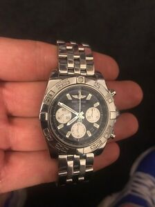 Breitling Chronomat 41mm Williamstown Hobsons Bay Area Preview