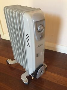 Oil Heater Moretti from Bunnings North Narrabeen Pittwater Area Preview