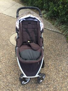 Selling a strider compact pram with 2 seats plus all accessories Marsden Logan Area Preview
