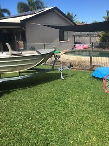 Boat and trailer Mount Sheridan Cairns City Preview