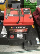 CAR BATTERIES SECOND HAND CHEAP RELIABLE BATTERIES Lansvale Liverpool Area Preview