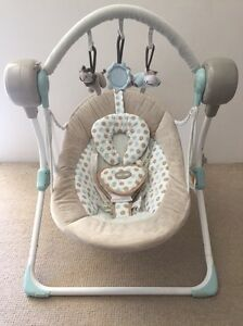 Baby Swing - Love n Care Rhodes Canada Bay Area Preview