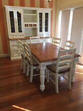 Country style dining set Carlton Kogarah Area Preview