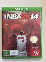 NBA2K14 Xbox One Game Bracken Ridge Brisbane North East Preview