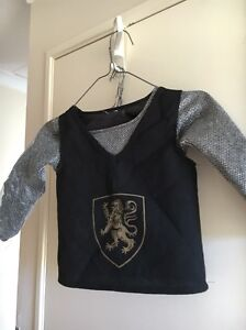Reduced!! Knight in shining armour costume Port Kennedy Rockingham Area Preview